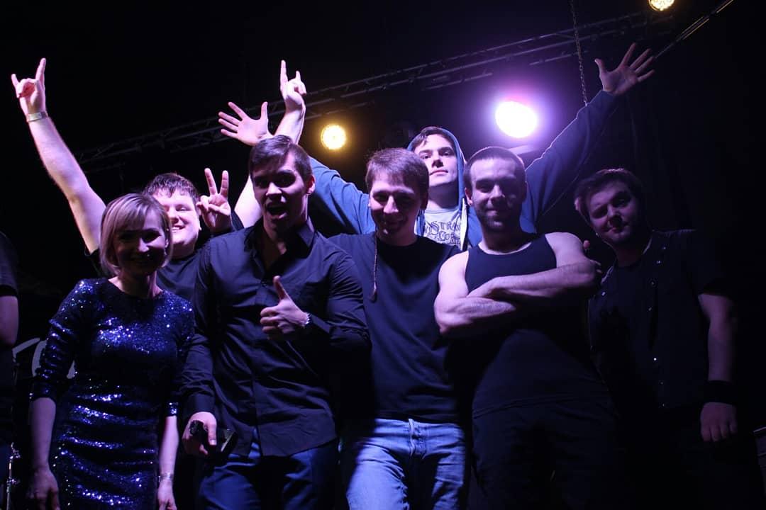 Sapphire Dreams - Russian Sympho Metal Band